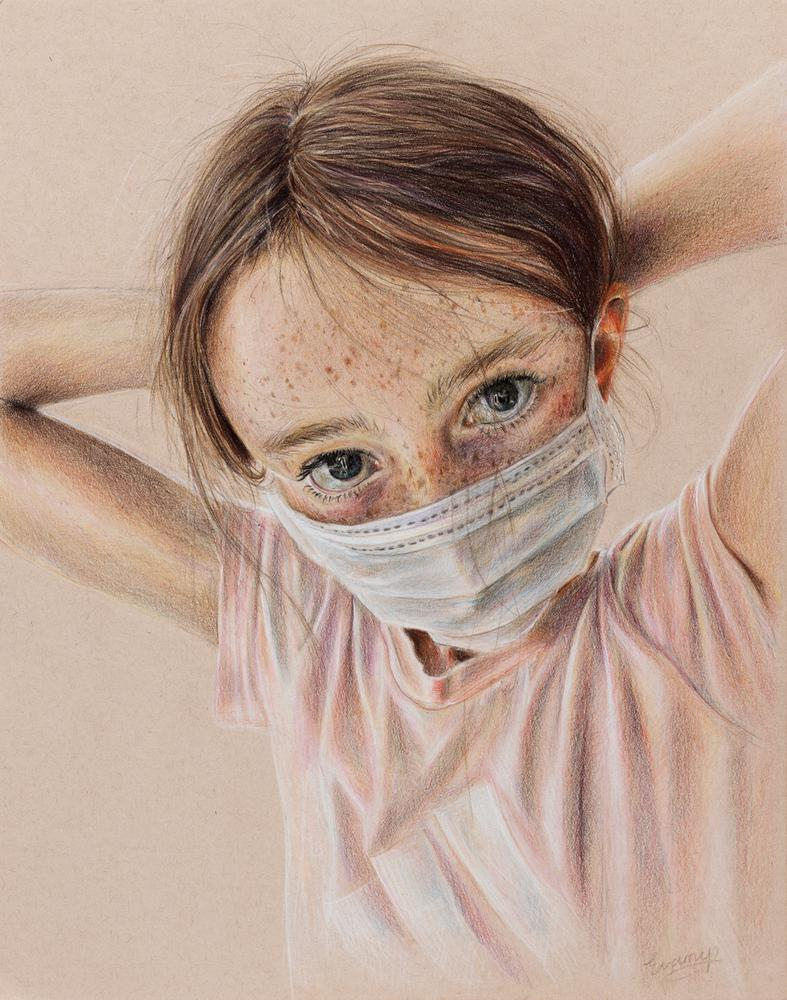 Zurich Young Portrait Prize Winner – Is This Normal?