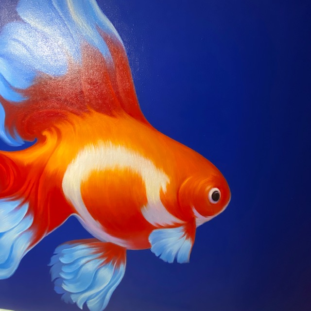 Goldfish Painting for Sale