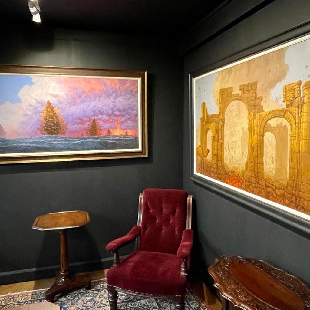 Exhibition by artist Brian McCarthy opens in Castlebar