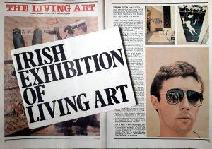 1981 Douglas Hyde Irish Exhibition of Living Art