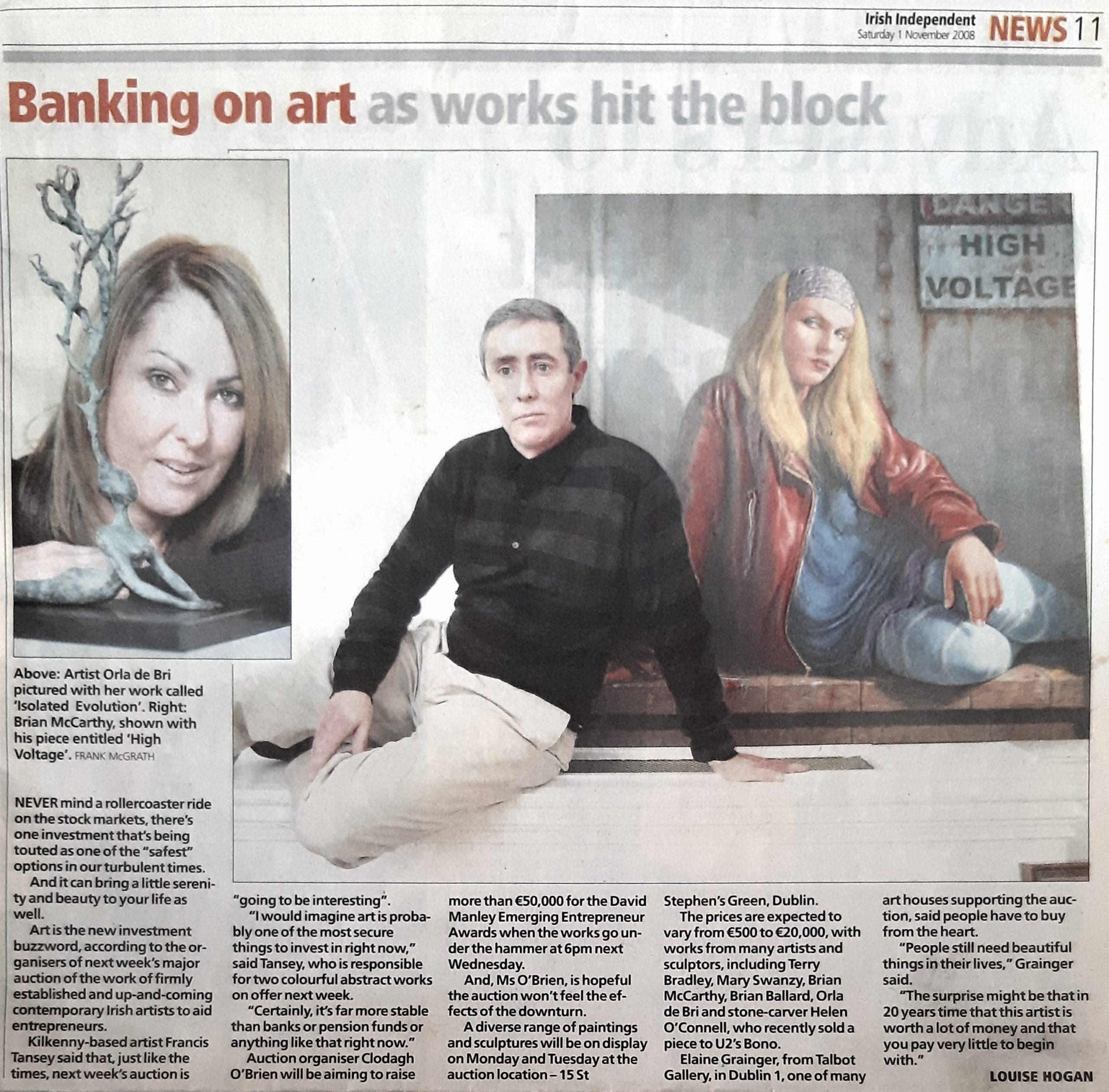 Art as an investment?